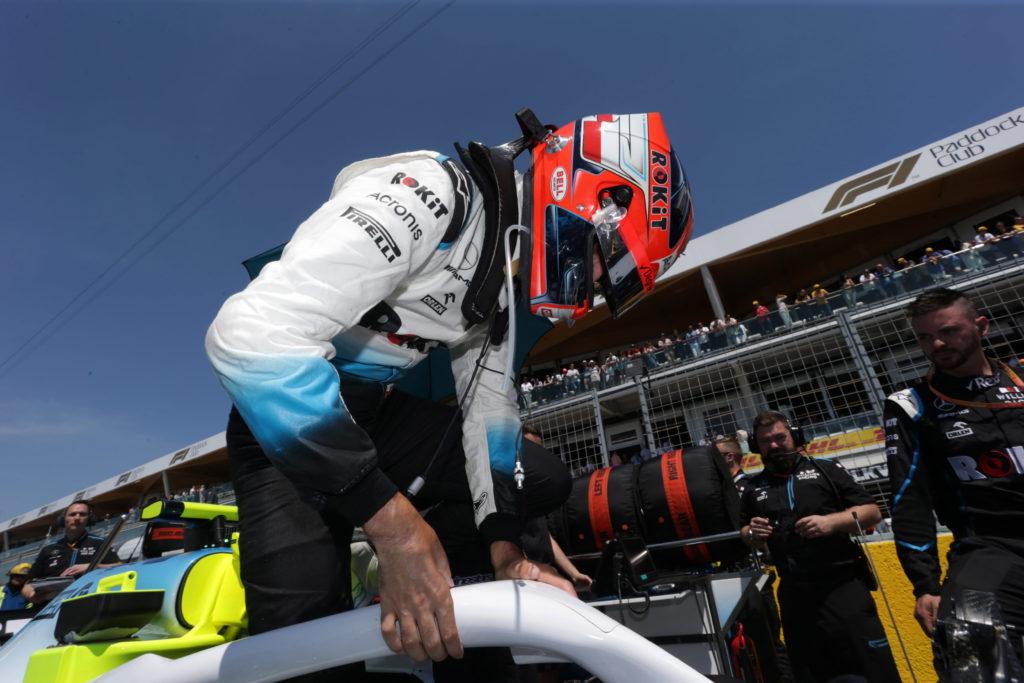 """F1   Williams, Kubica chiaro: """"La macchina è impossibile da guidare"""""""