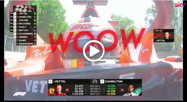 "F1 | GP Canada, Vettel e il team radio al termine della qualifica: ""Wooow"" [VIDEO]"