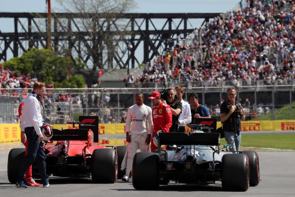 F1 | GP Canada, la griglia di partenza