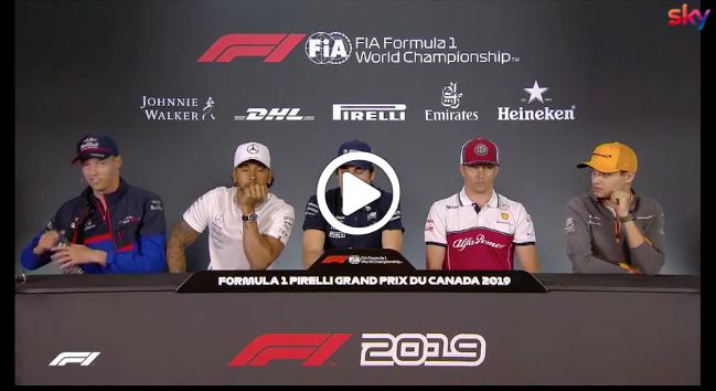 F1 | GP Canada, squadre e piloti promuovono la nuova struttura box [VIDEO]
