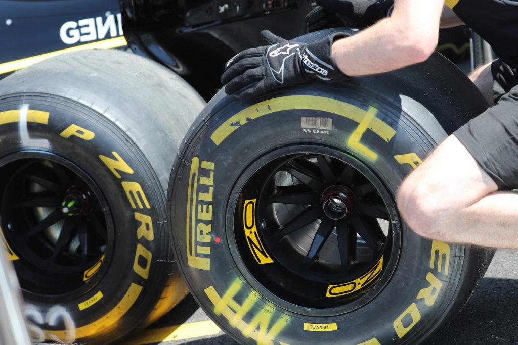 F1 | GP Francia, Pirelli opta per le mescole C2, C3 e C4 per l'appuntamento al Ricard
