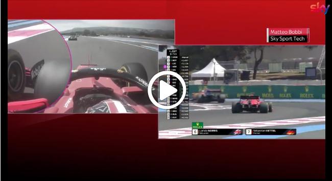 F1 | GP Francia, ruota a ruota tra Leclerc e Verstappen allo start: l'analisi della partenza [VIDEO]