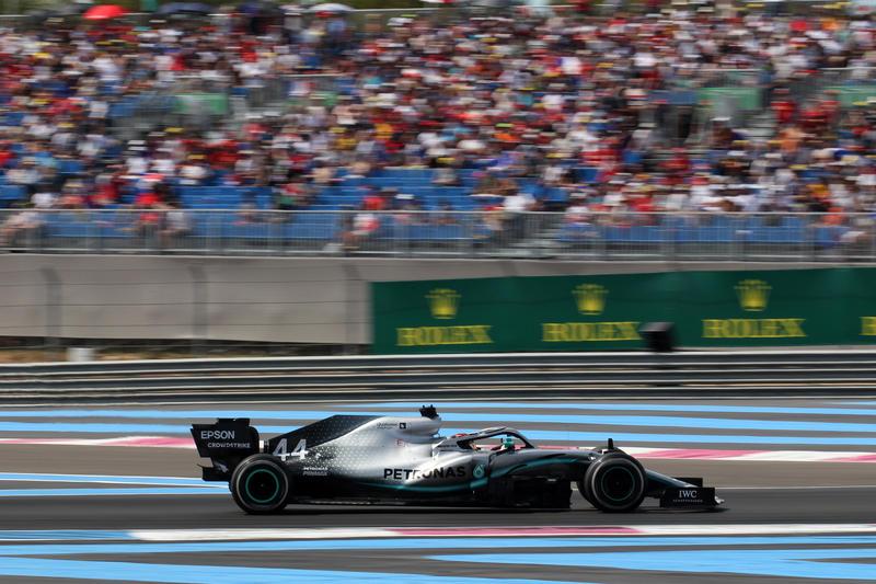 F1 | GP Austria: Hamilton subito in testa, Vettel lo segue