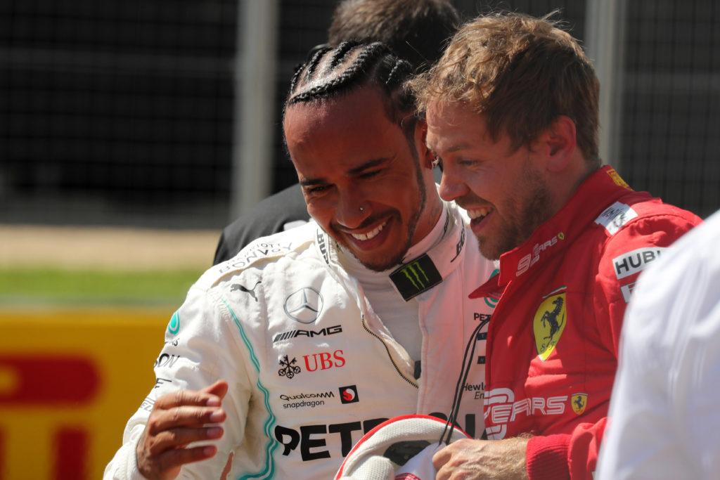 """F1   Mercedes, Hamilton: """"Non sono deluso, le gare devono essere così"""""""