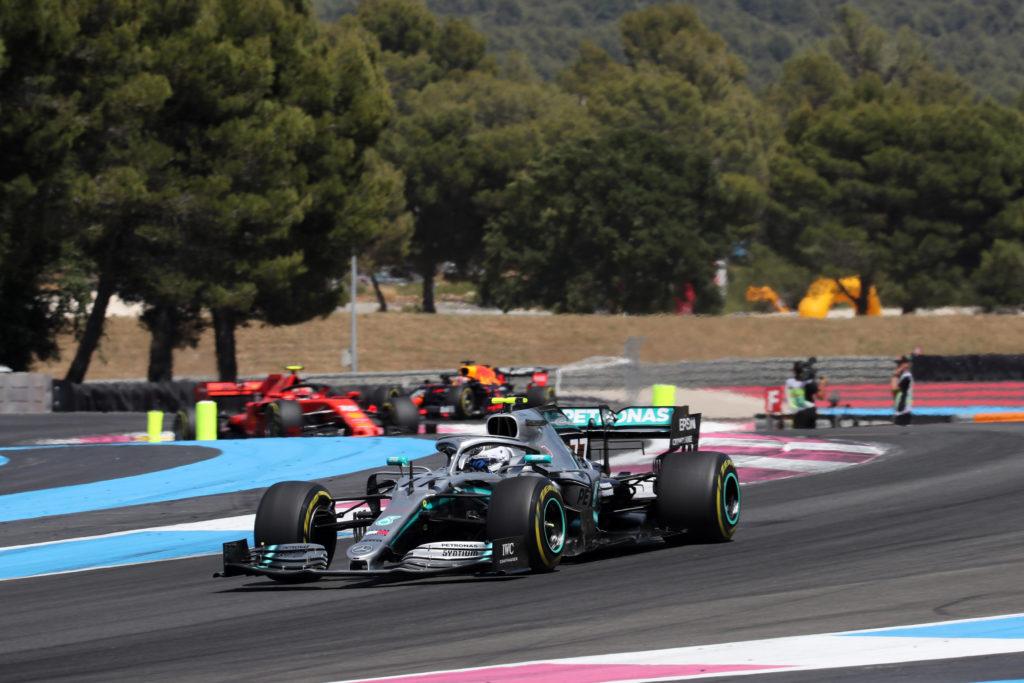F1   Dominio Mercedes: Hamilton vince il GP di Francia