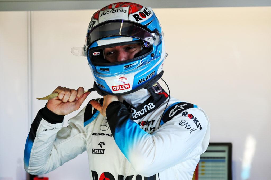 Formula 1   GP Canada, Latifi in pista nelle FP1 di Montreal