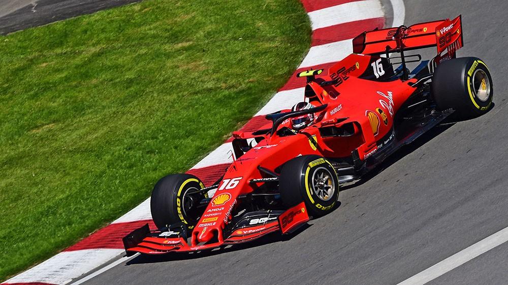 Formula 1   GP Canada, Leclerc e Vettel al terzo e quinto posto nelle FP1 di Montreal