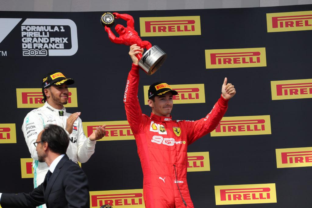 F1 | GP Francia, Leclerc conclude con un podio il week-end al Paul Ricard