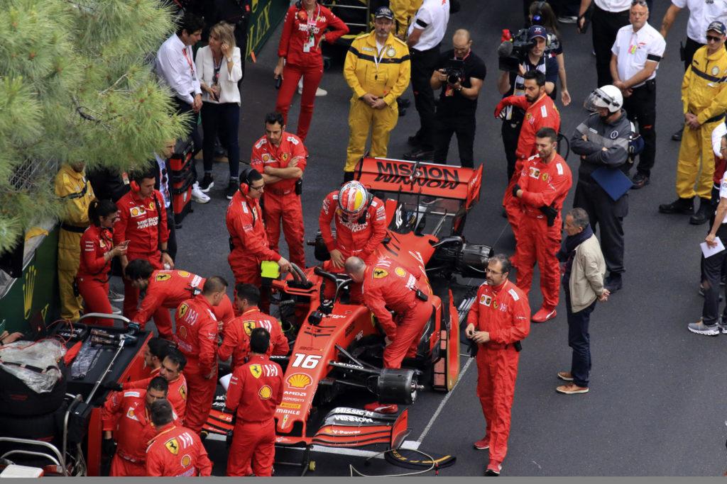Formula 1 | Ferrari, rimosso definitivamente il marchio Mission Winnow?