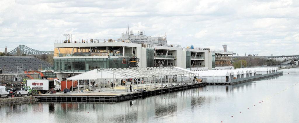 F1   GP Canada,  squadre soddisfatte della nuova struttura box