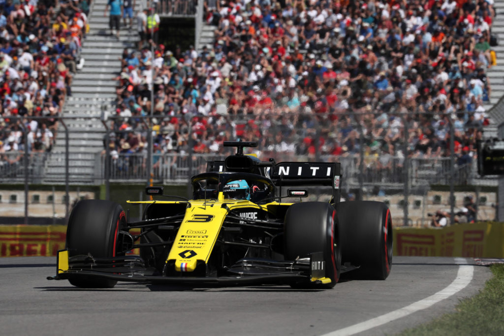 """Formula 1   Renault, Ricciardo soddisfatto: """"E' stato un buon venerdì"""""""