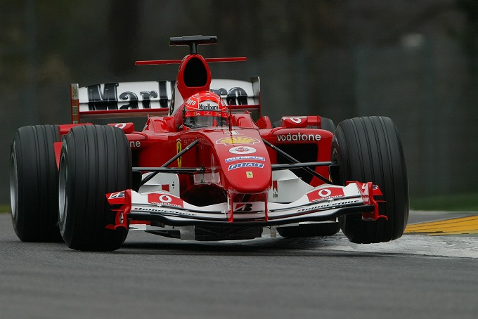 F1 | Mick Schumacher guiderà la Ferrari F2004 durante il weekend del GP di Germania