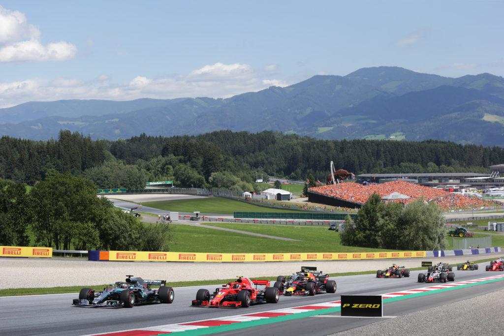 F1 | GP Austria, confermate le zone DRS per l'appuntamento di Zeltweg