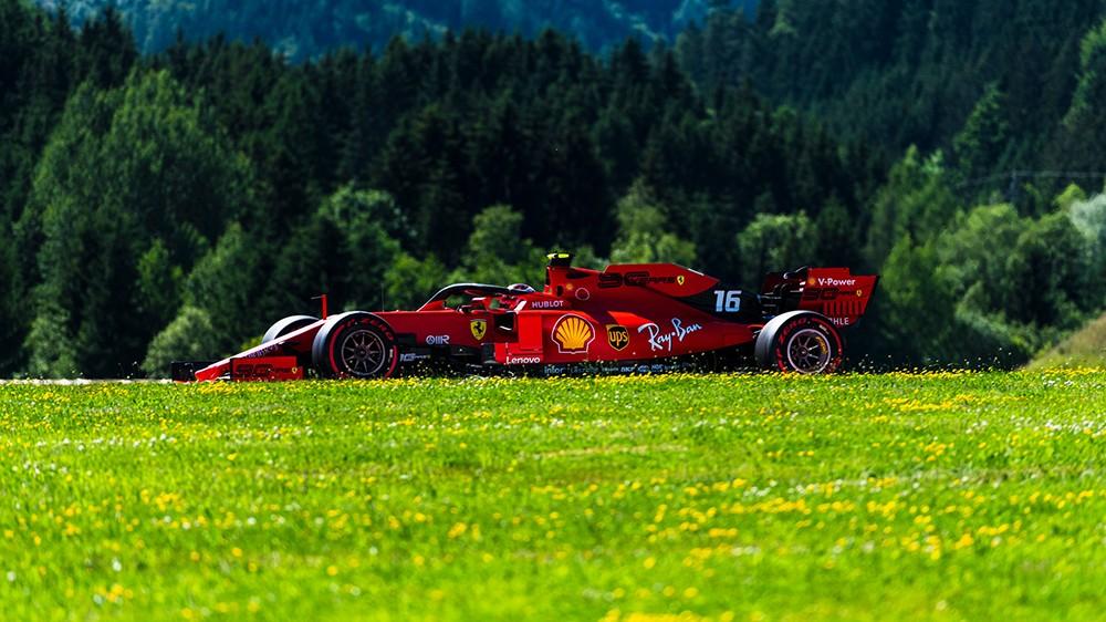 F1 | GP Austria, venerdì intenso per Vettel e Leclerc a Spielberg
