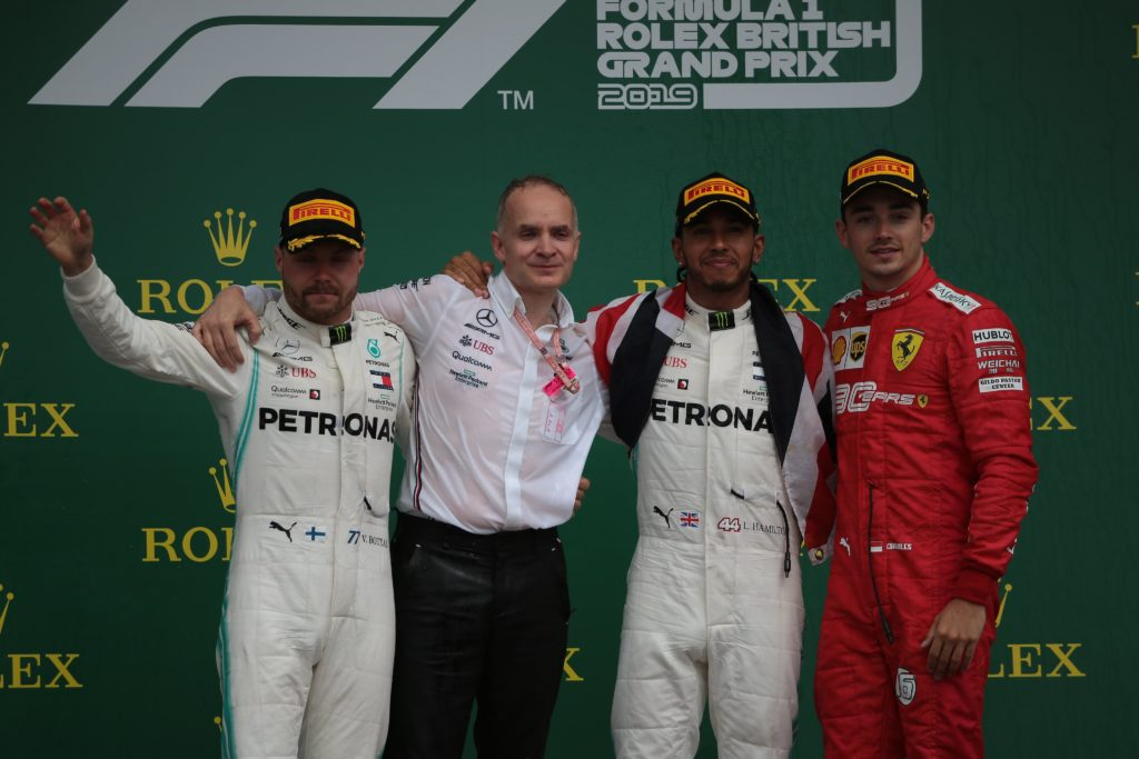 F1 | Pagelle GP Gran Bretagna – Hamilton implacabile, Leclerc e Verstappen regalano spettacolo