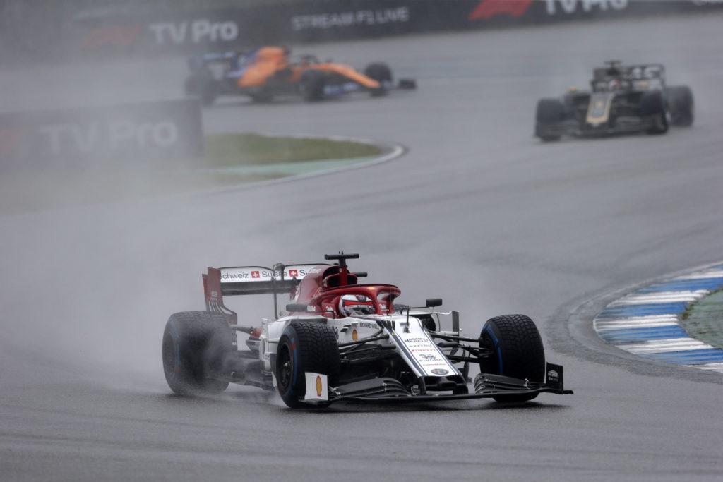 F1 | GP Germania, penalizzate le Alfa Romeo
