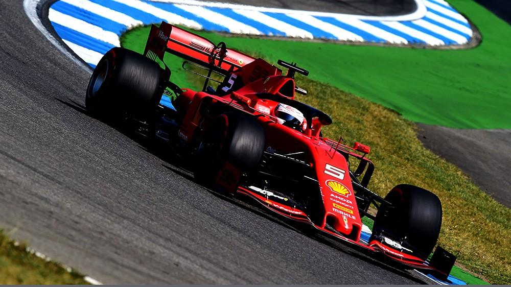 Formula 1 | GP Germania, Vettel e Leclerc portano la Ferrari al comando dopo le FP1 di Hockenheim
