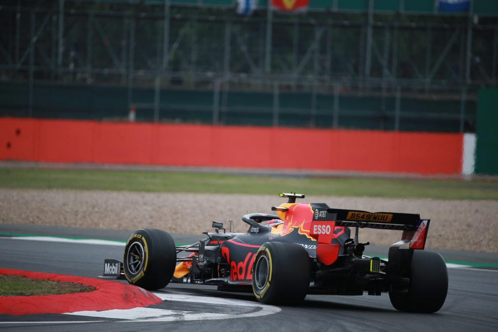 F1 | Test Pirelli 2020, Red Bull e Williams in pista a Silverstone