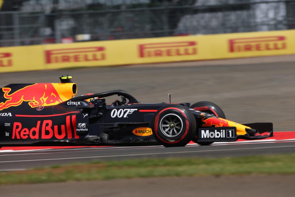 Venerdì positivo per Gasly, meno per Verstappen