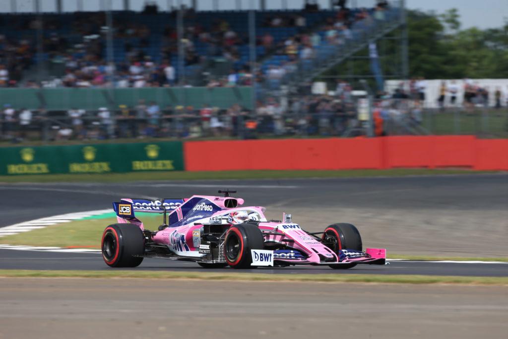 F1 | Ottimismo in casa Racing Point dopo il venerdì di Silverstone