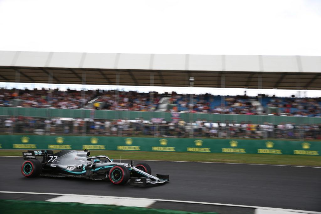 """F1   Mercedes, Bottas soddisfatto: """"Sono contento sia della vettura che del nuovo asfalto"""""""