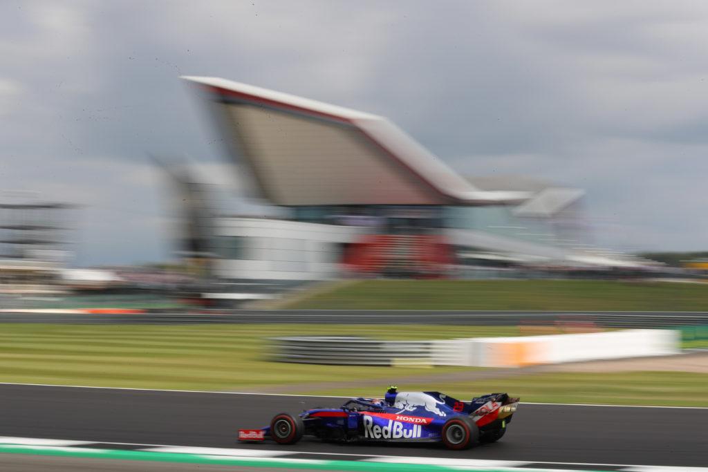 F1   GP Gran Bretagna, evidenti segnali di ripresa per la Toro Rosso