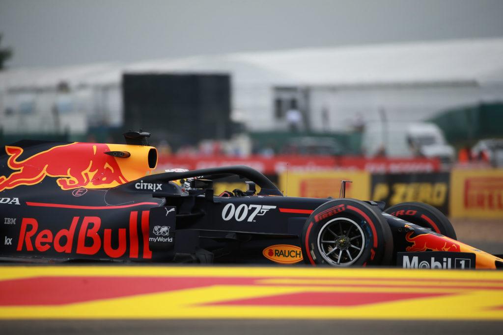 """F1   Red Bull, Verstappen: """"Contento della seconda fila"""""""