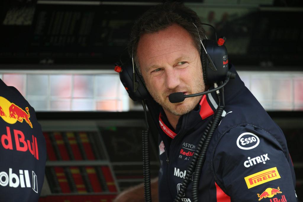 """F1   Red Bull, Horner: """"Gara emozionante grazie a Verstappen e Leclerc"""""""