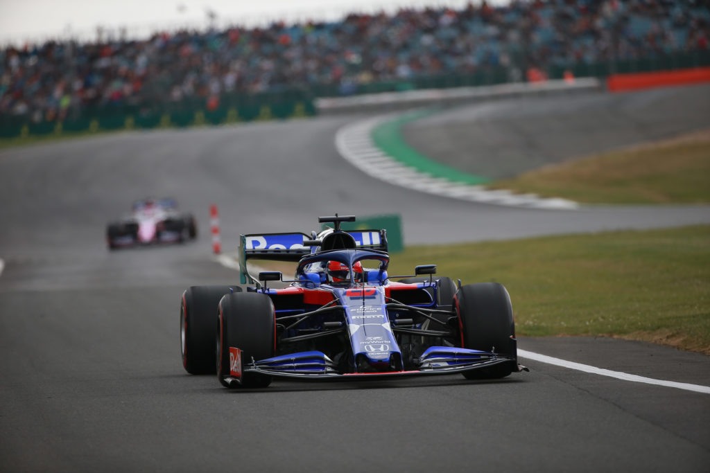 F1   Toro Rosso di nuovo a punti grazie a Kvyat