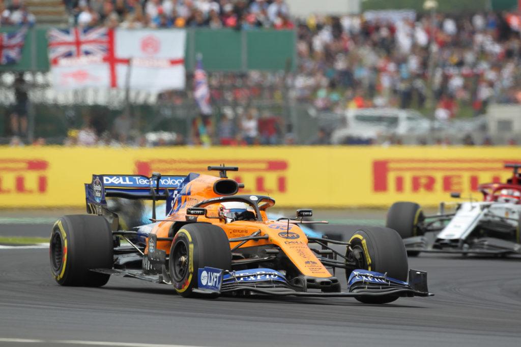 """F1   McLaren, bella rimonta di Sainz: """"Tutto è andato alla perfezione"""""""