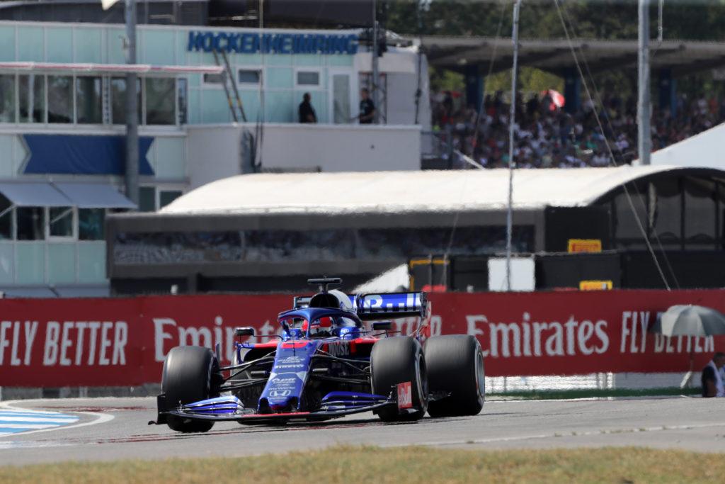 F1 | Toro Rosso, Kvyat e Albon hanno sofferto molto il caldo di Hockenheim