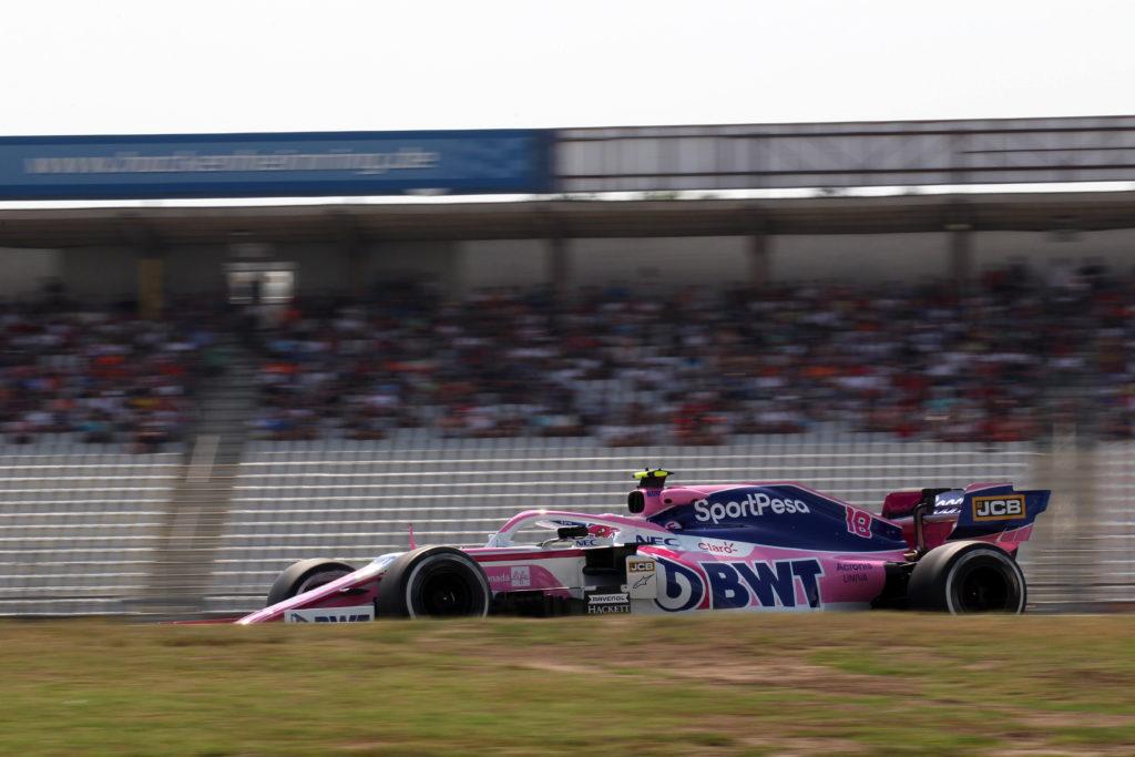 F1   GP Germania, segnali incoraggianti dalla Racing Point