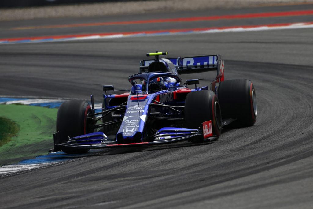 F1 | Toro Rosso in difficoltà anche a Hockenheim