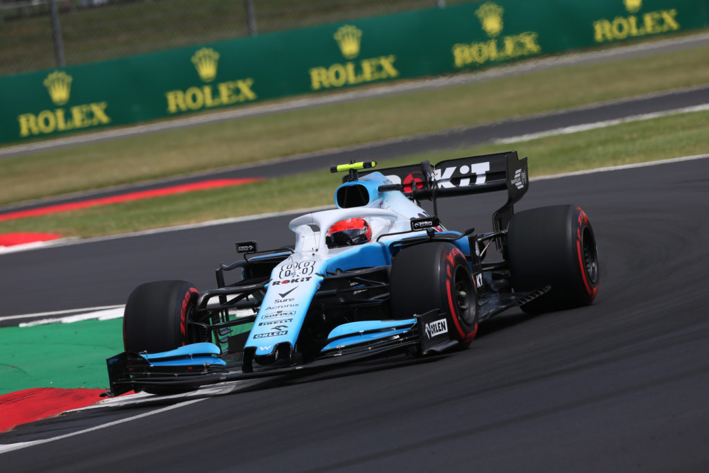 F1 | Pirelli, Red Bull e Williams completano i test di Silverstone sulle gomme 2020