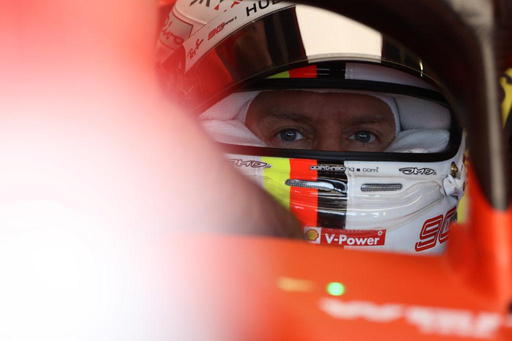 F1 | Vettel ha sbagliato, ma non c'è nulla di irreparabile