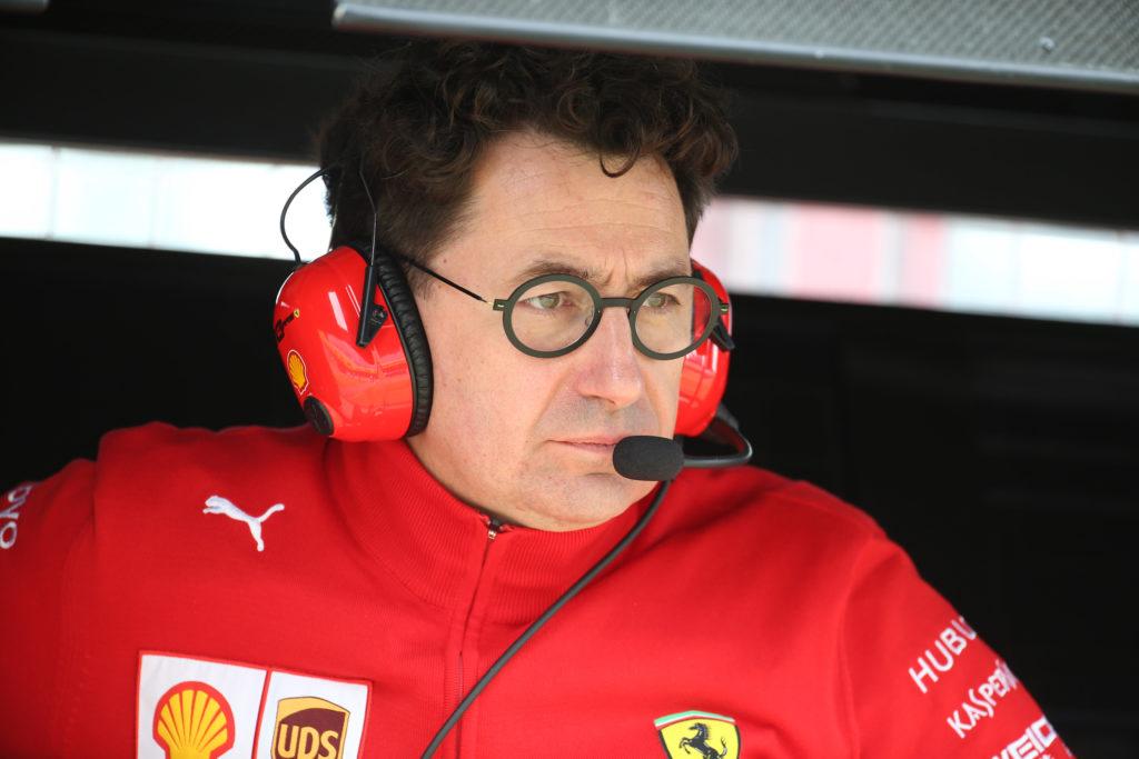 Formula 1 | Rivoluzione Ferrari, Binotto cede l'incarico di direttore tecnico