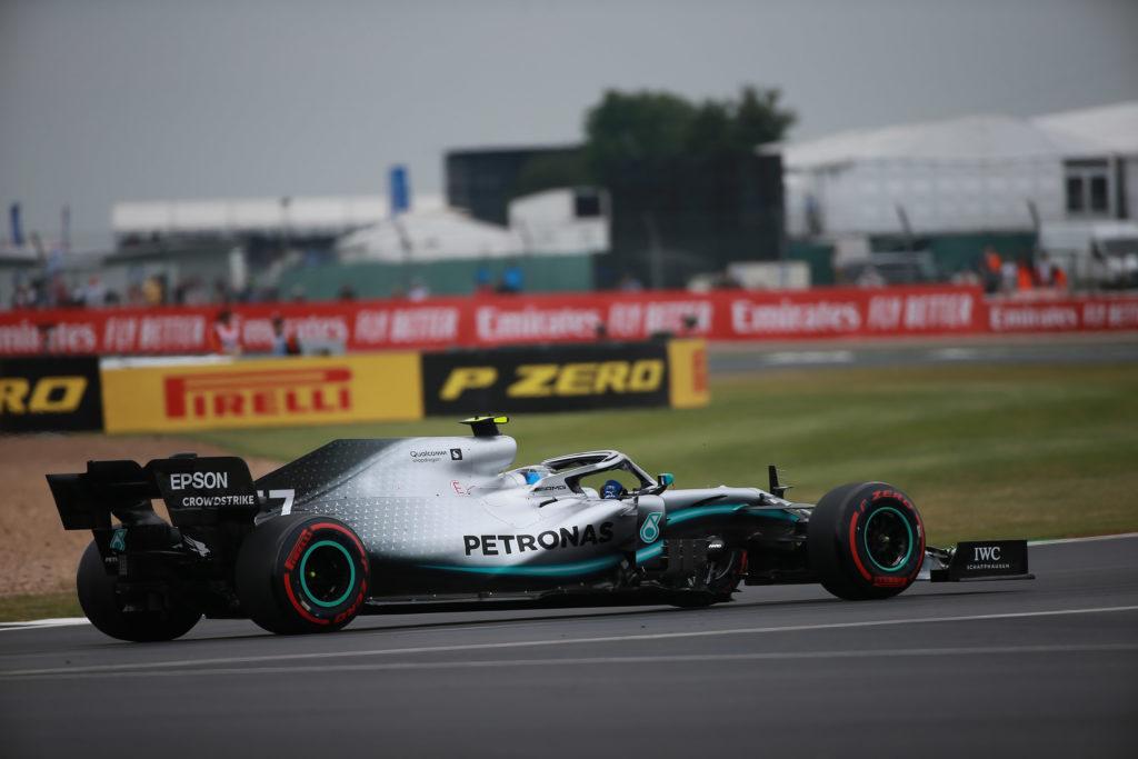 F1   GP Silverstone: Bottas beffa Hamilton, terzo Leclerc