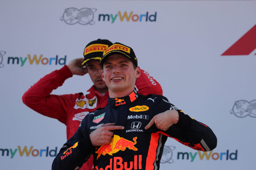 "F1 | Van der Garde: ""Verstappen deve restare alla Red Bull"""