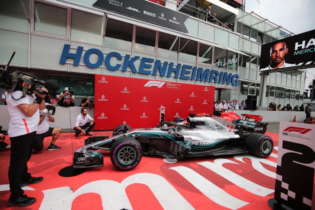Formula 1   GP Germania, confermate le zone DRS per l'appuntamento di Hockenheim