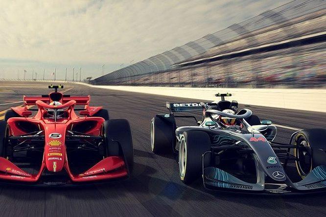 Formula 1, ecco come saranno le monoposto 2021!