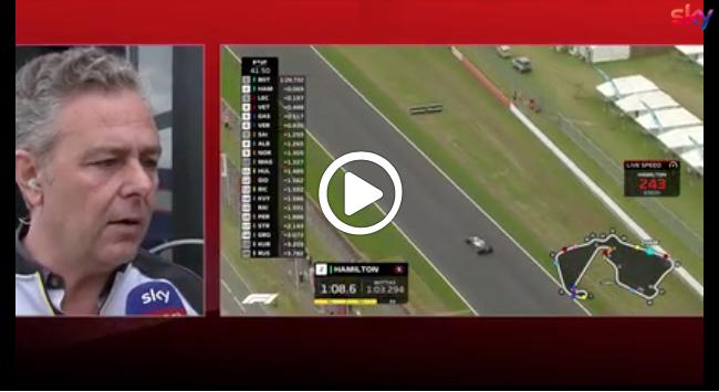 """F1   GP Gran Bretagna, Isola spiega gli errori dei piloti: """"Sbavature dipese dal nuovo asfalto"""" [VIDEO]"""