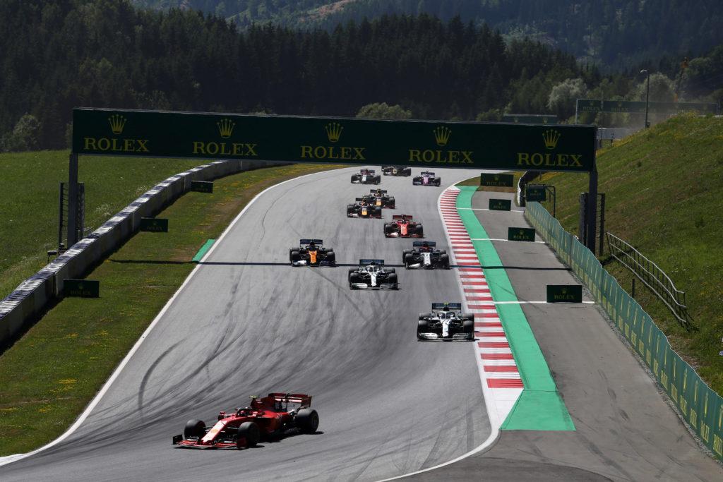 F1   Ascolti TV, 1 milione e 575 mila spettatori per il GP d'Austria su Sky Sport F1 HD