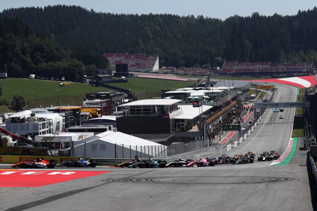 F1 | GP Austria, Carey pronto a confermare l'appuntamento a Zeltweg anche oltre il 2020