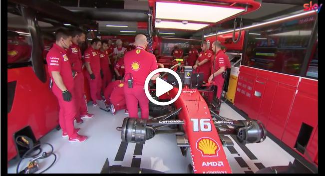 Formula 1 | GP Germania, Vettel e Leclerc a caccia dell'impresa [VIDEO]