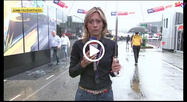 F1 | GP Germania, Hockenheim si sveglia sotto la pioggia: il punto dal paddock di Mara Sangiorgio [VIDEO]
