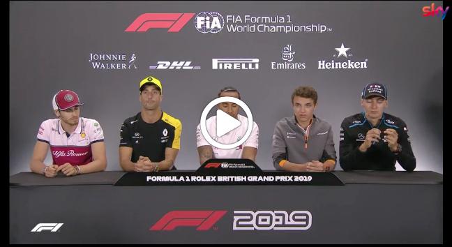 F1 | Rinnovo Silverstone, Hamilton e Norris soddisfatti della conferma del GP [VIDEO]