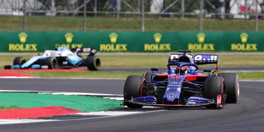 Formula 1 | GP Gran Bretagna, Toro Rosso soddisfatta a metà dopo il fine settimana di Silverstone