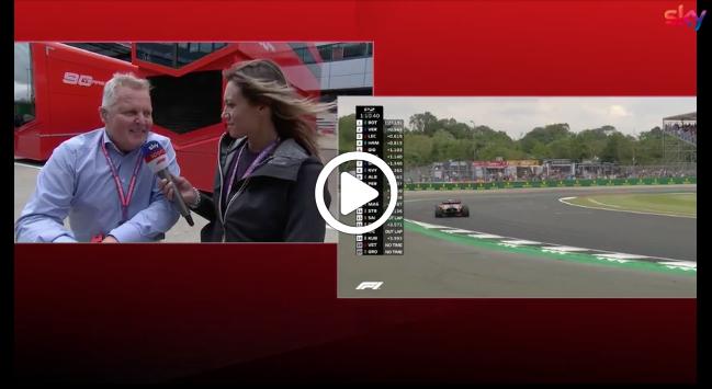 "F1 | GP Gran Bretagna, Herbert promuove Norris: ""Sta crescendo bene"" [VIDEO]"