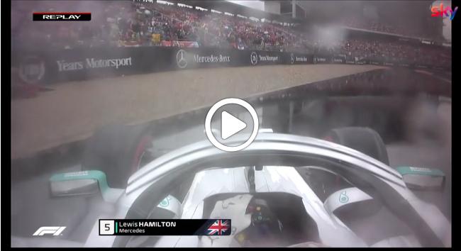F1 | GP Germania, disastro Hamilton a Hockenheim: il lungo che ha rovinato la sua corsa [VIDEO]