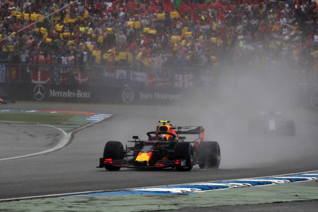 Gp Ungheria, prove libere: la Ferrari non convince, vola la Red Bull